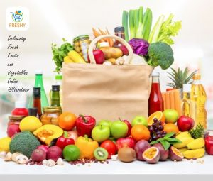 Delivering Fresh Fruits and Vegetables Online at Haridwar