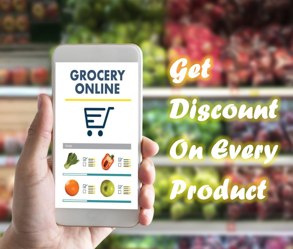 Discount on every product - Freshy Store Haridwar