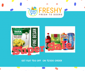 Online Grocery Store Haridwar - Fresh to Door